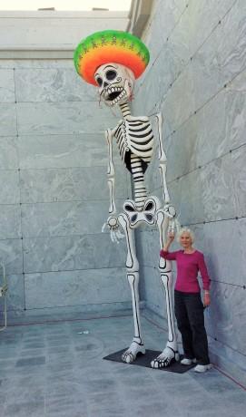 Skeleton - El Dia de los Muertos