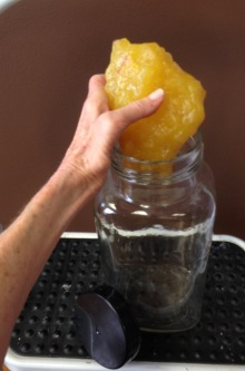 Fat in Jar