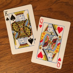 king-queen-cards